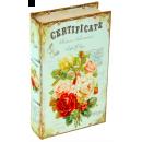 Сейф-книга Пышные розы