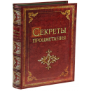 Книга-шкатулка Секреты процветания