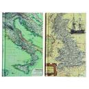 Блокнот Карта