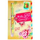 Ручка-открытка Живи, люби, мечтай