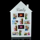 Фоторамка Дом семьи (12 фото)