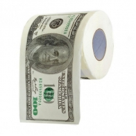 Туалетная бумага $100