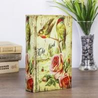 Сейф-книга Соловушки на розовом кусте (21 см)