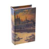 Шкатулка-книга Русь (17 см)