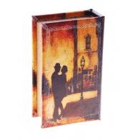 Сейф-книга Танец под фонарями