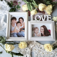 Фоторамка Love (2 фото)