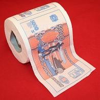 Туалетная бумага 5000 р.