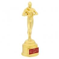 Оскар Золотой человек (малый)