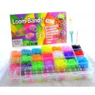 Набор для плетения Loom Bands 4200