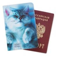 Обложка для паспорта Паспорт котика