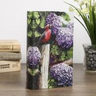 Сейф-книга Птица в сирени (21 см)