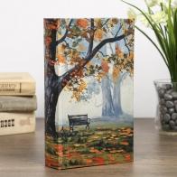 Сейф-книга Осень в парке
