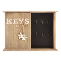 Ключница Две звезды (12 крючков)