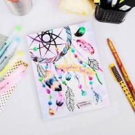 Ежедневник-смэшбук с раскраской Создавай! Удивляй!