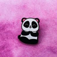 Значок Панда (антистресс)