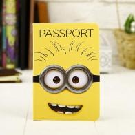 Обложка для паспорта Миньон