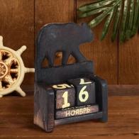 Вечный календарь Медведь