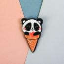 Значок Панда