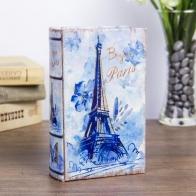 Сейф-книга Эйфелева башня (17 см)