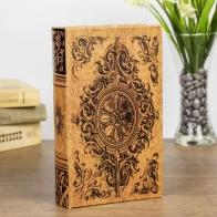 Сейф-книга Медальон и вензеля (21 см)