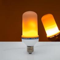 Лампочка Горящее пламя (3 режима)