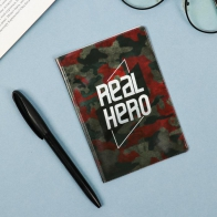 Обложка для паспорта Real Hero