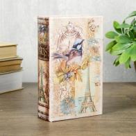 Сейф-книга Путешествия по Парижу (17 см)