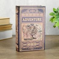 Сейф-книга Старинный глобус (17 см)