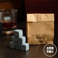 Камни для виски Whiskey stones (6 шт)