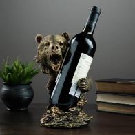 Подставка под бутылку Медведь