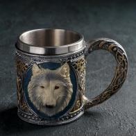 Кружка Волк (400 мл)