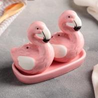 Набор для специй Фламинго (2 шт)