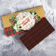 Шоколад с письмом Любимой маме