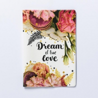 Обложка для паспорта Dream of true love
