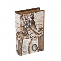 Сейф-книга Ветер странствий (21 см)