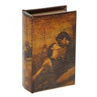 Шкатулка-книга Поцелуй (17 см)