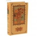 Шкатулка-книга Подсолнухи (21 см)