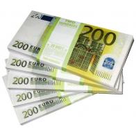 Пачка 200 евро