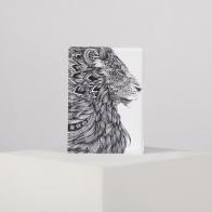 Обложка для паспорта Лев