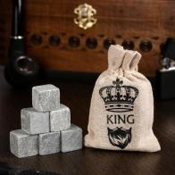 Камни для виски King (6 шт)