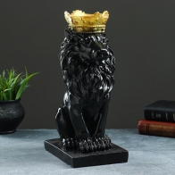Копилка Лев с короной