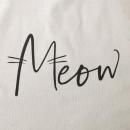 Сумка Meow (тестиль)
