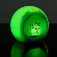 Настольные часы-будильник Шар