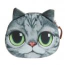Кошелёк Кошка