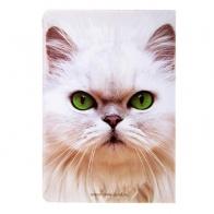 Обложка для паспорта Кошка