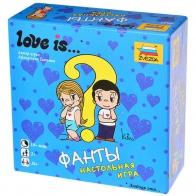 Настольная игра Love is... (фанты)