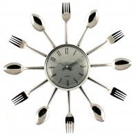 Настенные часы Вилки-ложки