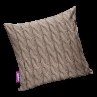 Подушка Вязаные косички