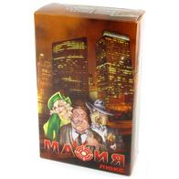 Игральные карты Мафия Люкс