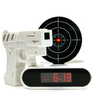 Будильник Gun Alarm